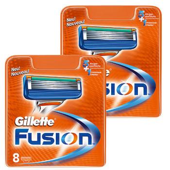 gillette fusion rakblad